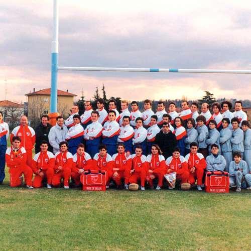 tutta imola rugby 1989